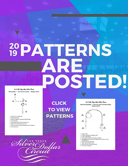 2019 Silver Dollar Circuit Patterns are Online!