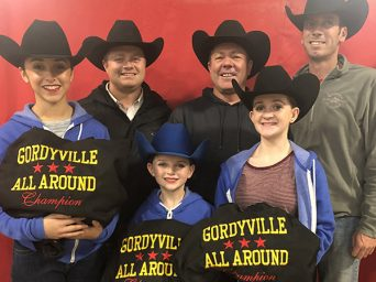 Exhibitors Heat Up Competition at Chilly Gordyville/LLQHA Valentine's Show