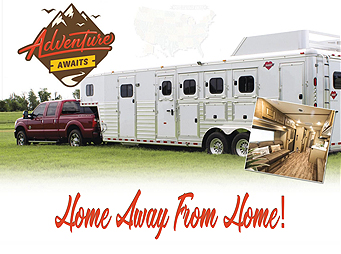 Home Away From Home – Camping at the Show Has Benefits