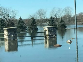 In the Flood Zone- Nebraska Farms Reeling From Record Storm