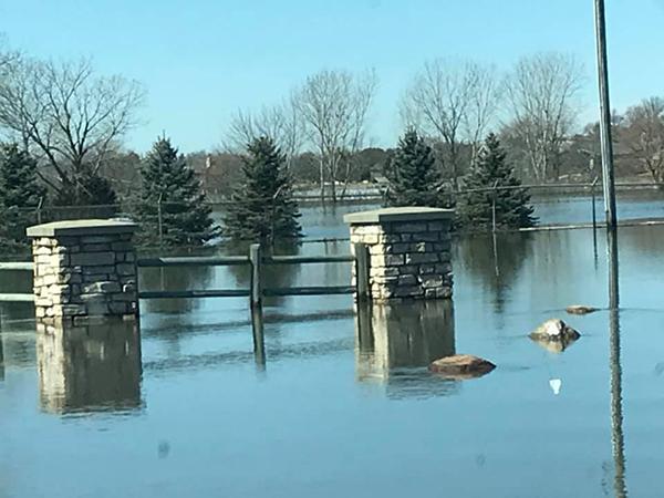 In the Flood Zone- Nebraska Farms Reeling From Record Storm