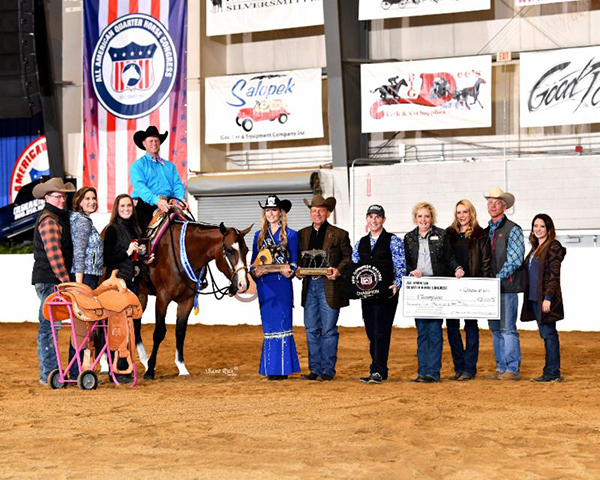 QH Congress Futurity and Sweepstakes Entry Book
