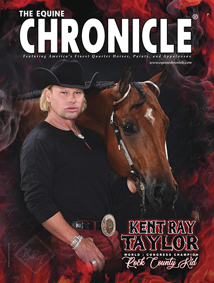 March/April Edition of The Equine Chronicle Now Online!