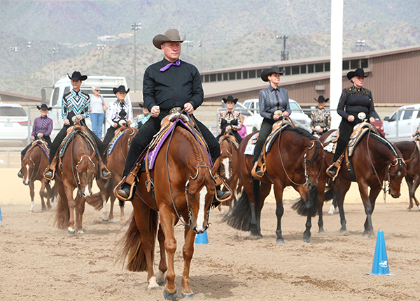 Sun Circuit Records 21,750 AQHA Entries With Growth of 15%