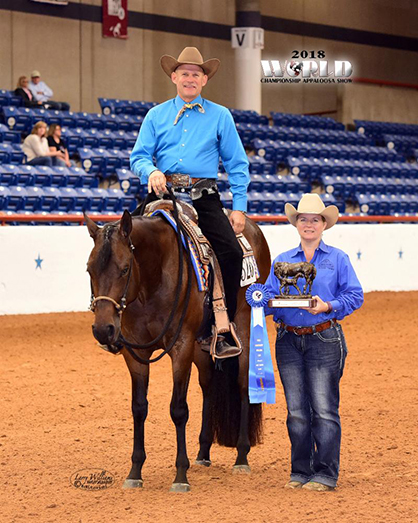 March 31st Deadline For ApHC World 2-Year-Old SSA Classes