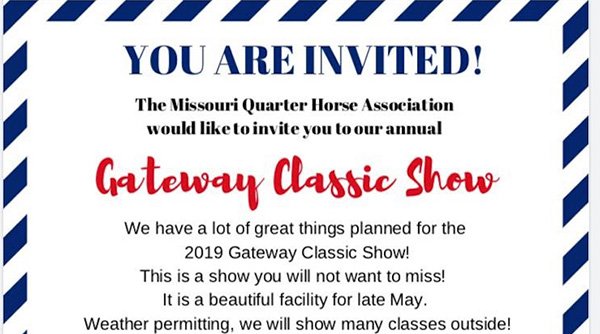 Exciting Events Planned For Gateway Classic- May 23-26
