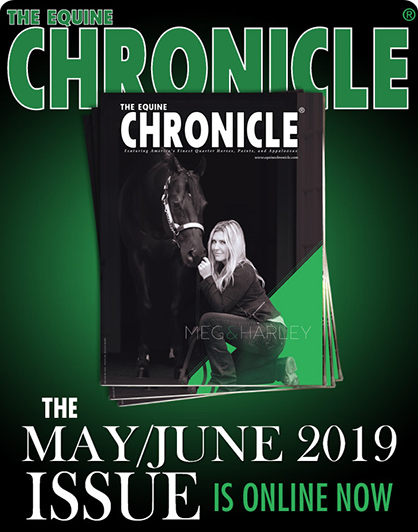 May/June Equine Chronicle is Online!
