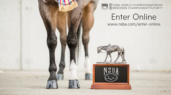 2019 NSBA World Show Entry Forms and Schedule Now Online