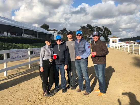 Around the Rings at 2019 Sun & Surf – May 16 with the G-Man