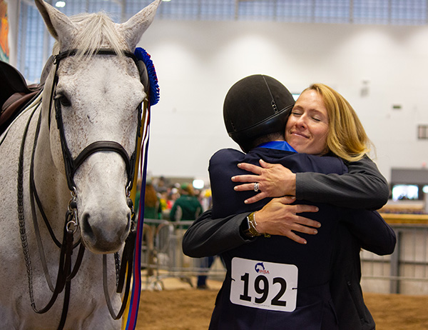 Ihsa Nationals Hunter Seat Wrap Up Equine Chronicle