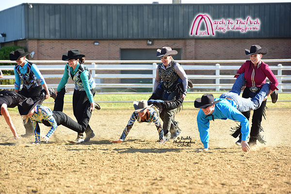 EC Photo of the Day- Showing Horses is All Fun and Games!