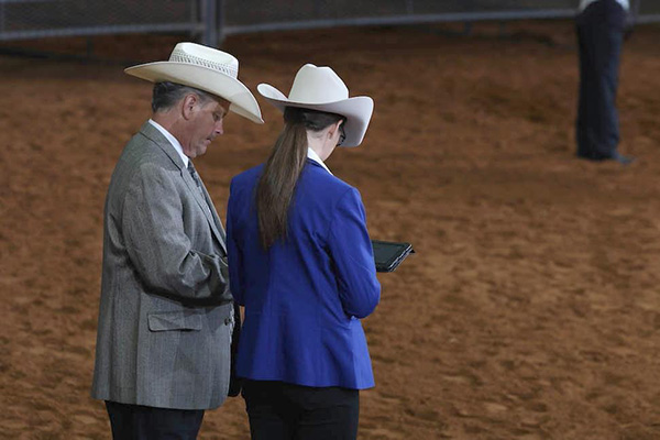 Judges Named For Rescheduled 2019 AQHA West L1 Championships