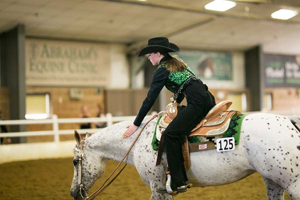 Around the Rings- POA Midwest Regional Show