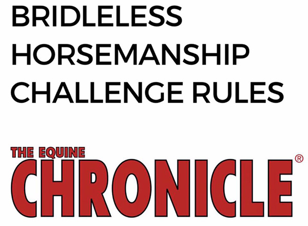 Equine Chronicle Bridleless Horsemanship is Coming to Corporate Challenge!