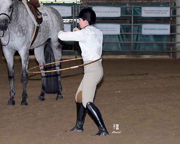 EC Photo of the Day- Horse Shows are Supposed to be Fun!