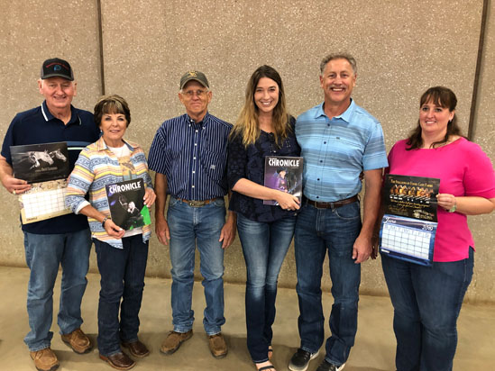 Around the Rings at APHA Paint Youth World Championship – June 30 with G-Man