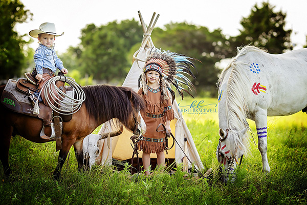 EC Photo of the Day- Cowboys and Indians