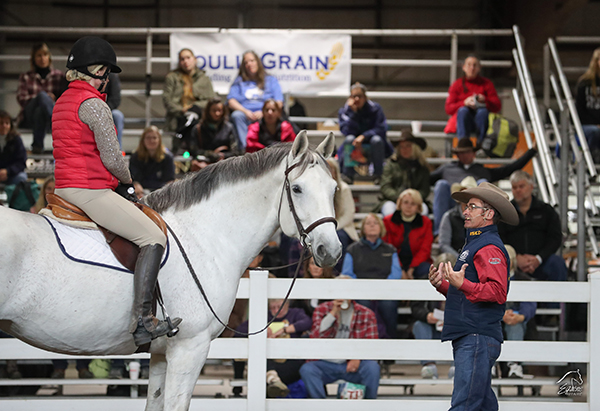 Ride Like a Pro at Equine Affaire This Fall