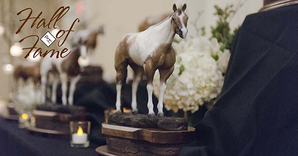 Four Horses to be Inducted Into APHA Hall of Fame