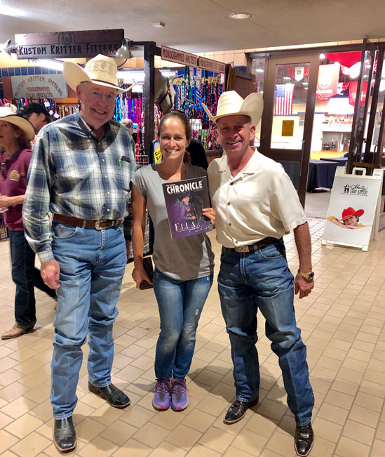 Around the Rings at APHA Paint Youth World Championship – July 1 with G-Man
