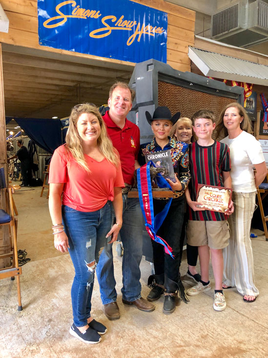 Around the Rings at APHA Paint Youth World Championship – July 2 with G-Man