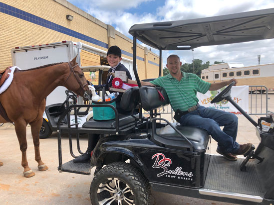 Around the Rings at 2019 Appaloosa Nationals – July 3 with G-Man