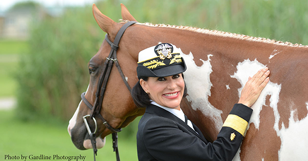 APHA Member and Decorated Naval Veteran, Tina Shanahan, Inducted Into National Cowgirl Hall of Fame