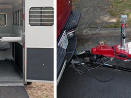 Smoother Trailer Ride = Less Stress on Your Horse