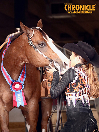 EC Photo of the Day- Kisses For the Champ!