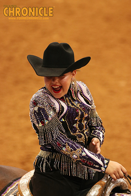 EC Photo of the Day- A World Champion Smile!