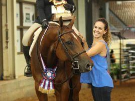 EC TV- L2 Equitation Champion- Rebecca Figueroa and Check Required