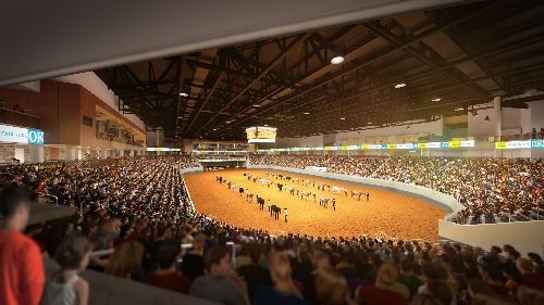 Take a Look at the Proposed New Coliseum For OKC