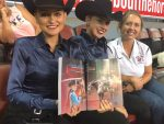 Around the Rings at the 2019 AQHYA Youth World – Aug 6 with the G-Man