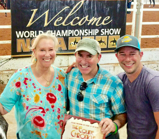 Around the Rings at the 2019 NSBA World – Aug 10 with the G-Man