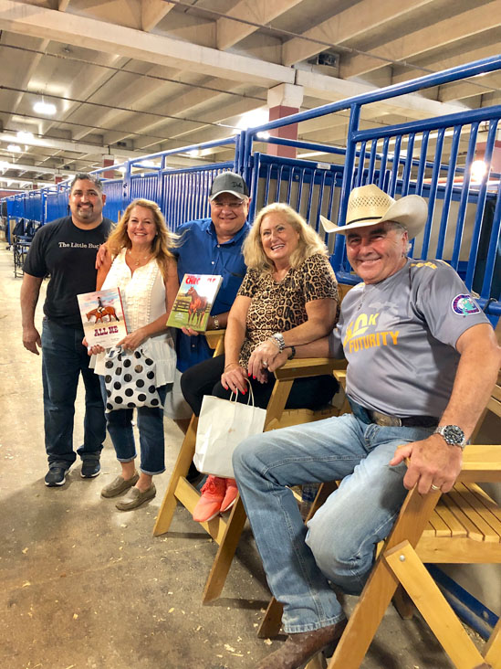 Around the Rings at the 2019 AQHA Select World – Aug 27 with the G-Man
