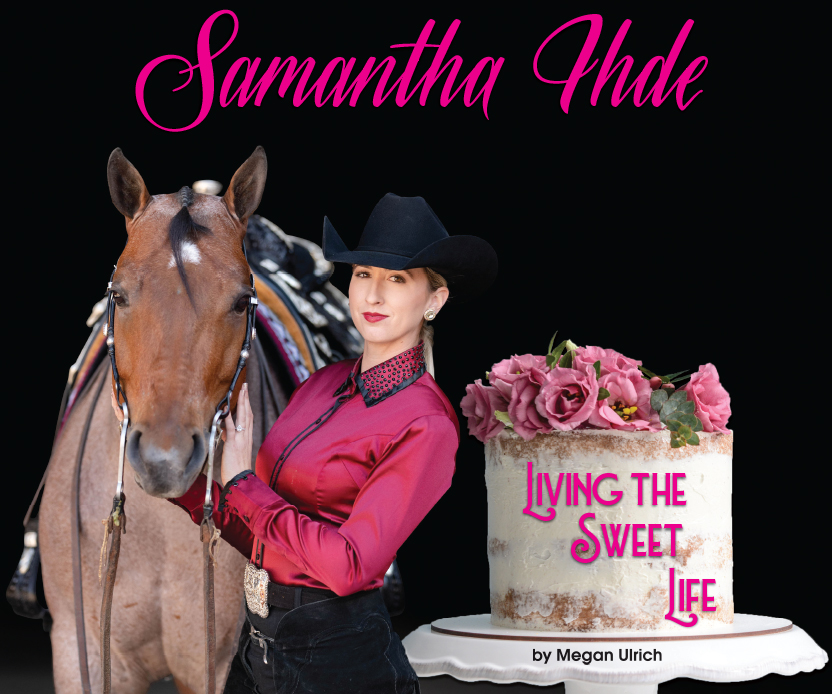 Living The Sweet Life – Samantha Ihde
