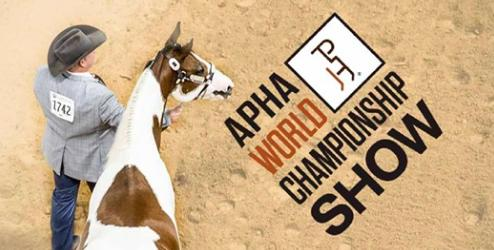 It's Not Too Late to Enter the APHA World Show!