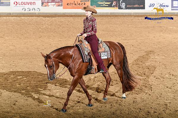 30th FEQHA European Championship of American Quarter Horses