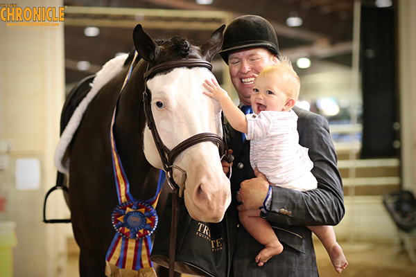 EC Photo of the Day- My Daddy is a World Champion!