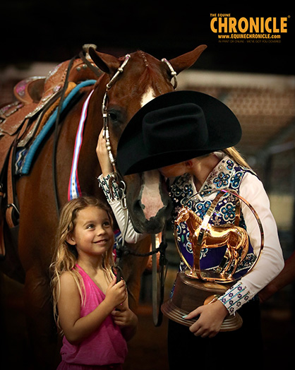 EC Photo of the Day- Sisters | Equine Chronicle