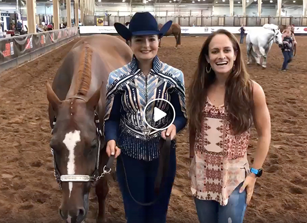 EC TV- First-Time Competitor- 11-Year-Old Isabella Buckley