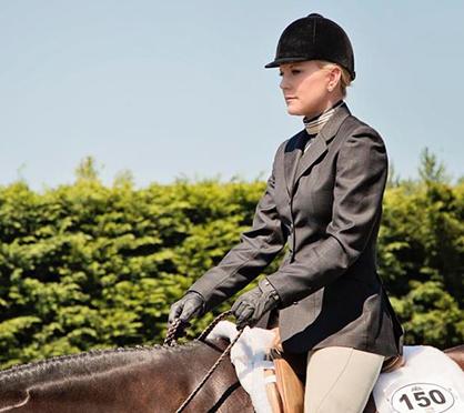 Teresa Sullivan on the Mend Following Minor Horse Accident