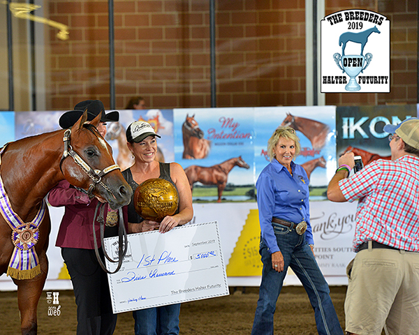 More Around the Ring Photos- 2019 Breeders Halter Futurity