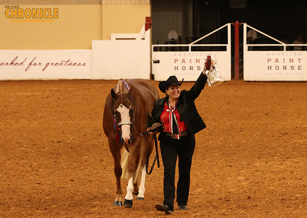 Evening Champions at APHA World Include Simons, Smith, Hachtel, King, and More