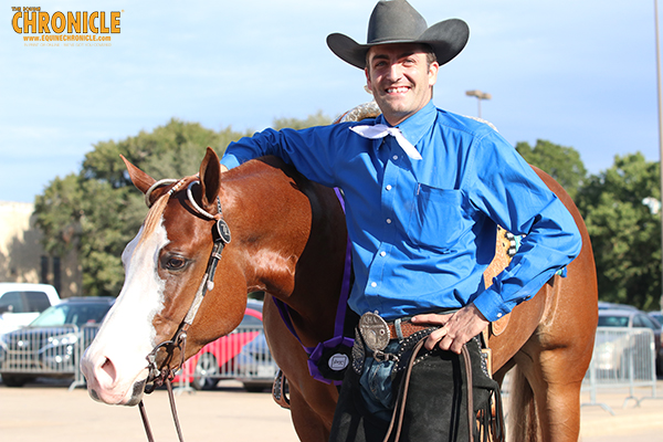 Morning Champions at APHA World Show Include Saubolle, Ost, Roark, and More