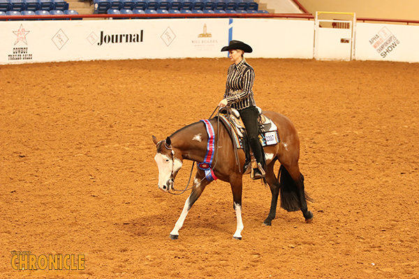 Afternoon Champions at APHA World Include Kennedy, Starnes, Simons, and More