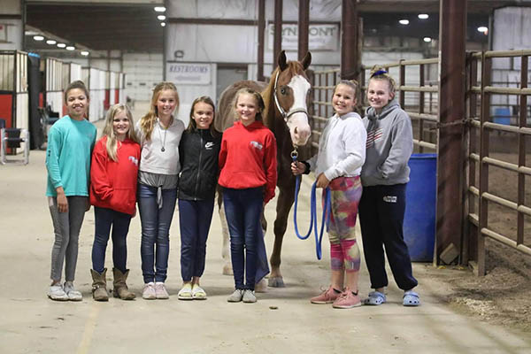 Around the Rings- IPHA Fall Shootout and Futurity