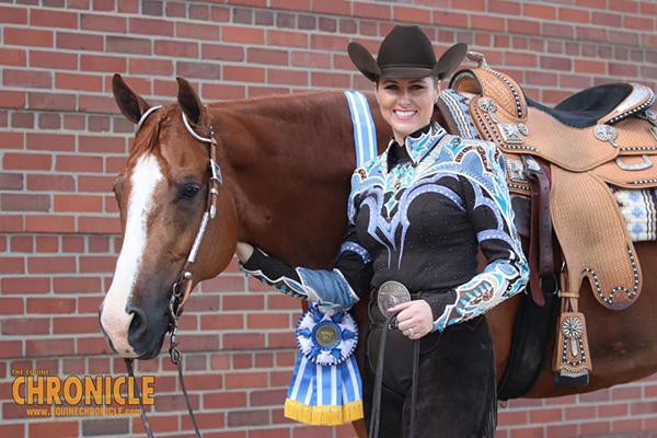 EC TV- 2019 QH Congress- Amateur Horsemanship