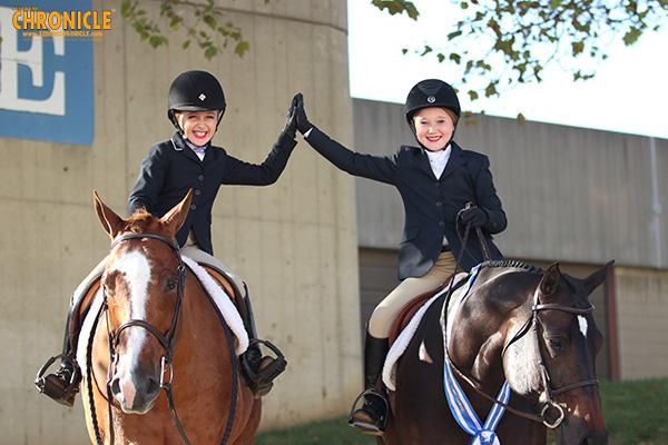 Congratulations 2019 Quarter Horse Congress All-Around Champions!