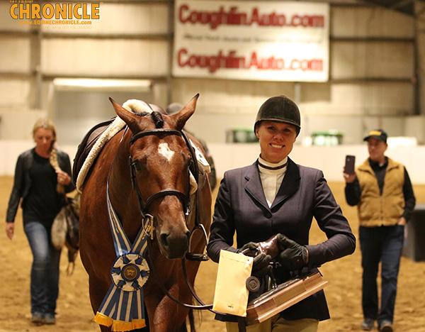 EC TV- 2019 QH Congress- Masters 2-Year-Old Hunter Under Saddle
